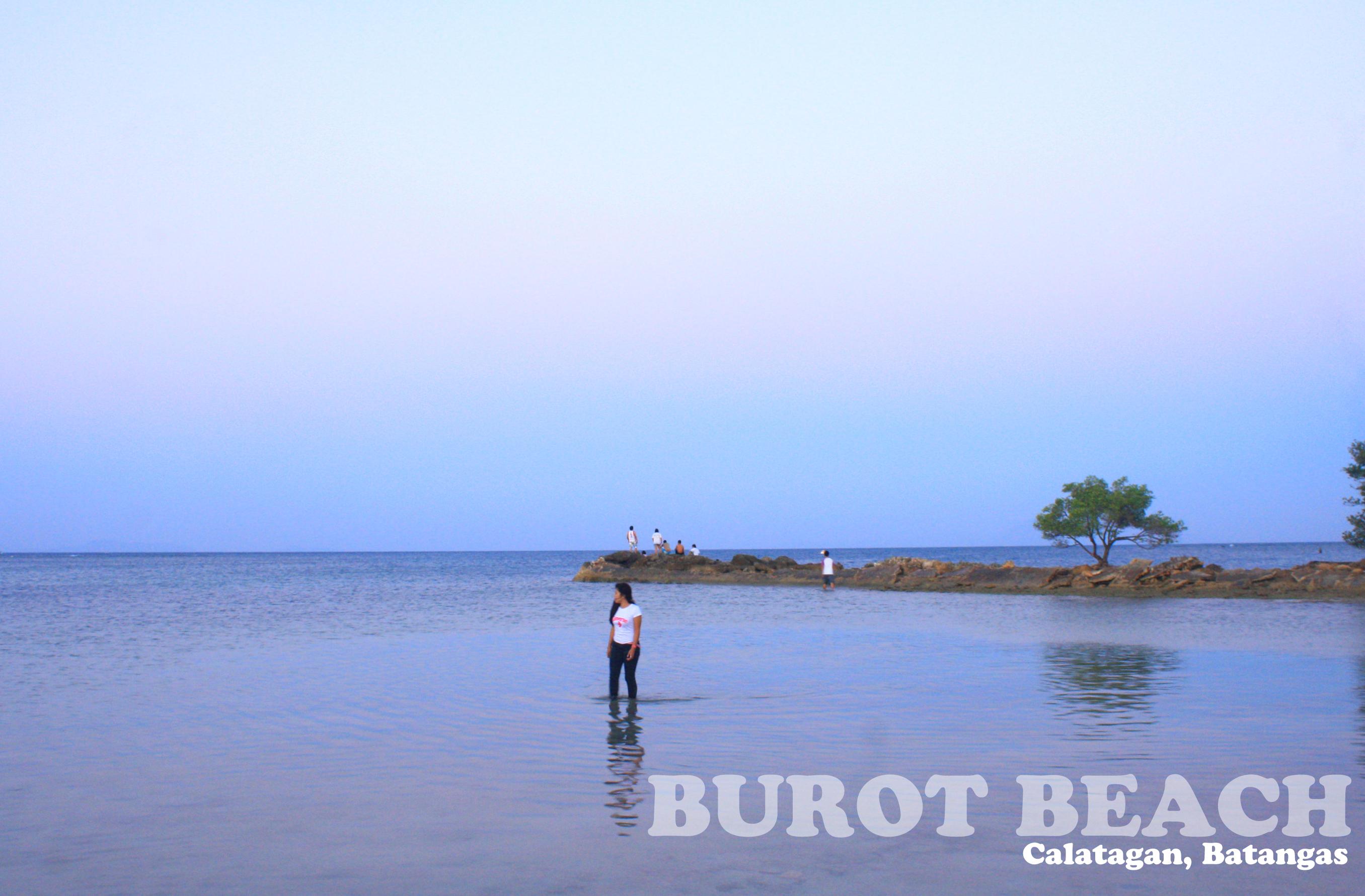 13 playas cerca de Manila (y cómo llegar).
