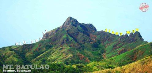 The Peak of Mt. Batulao