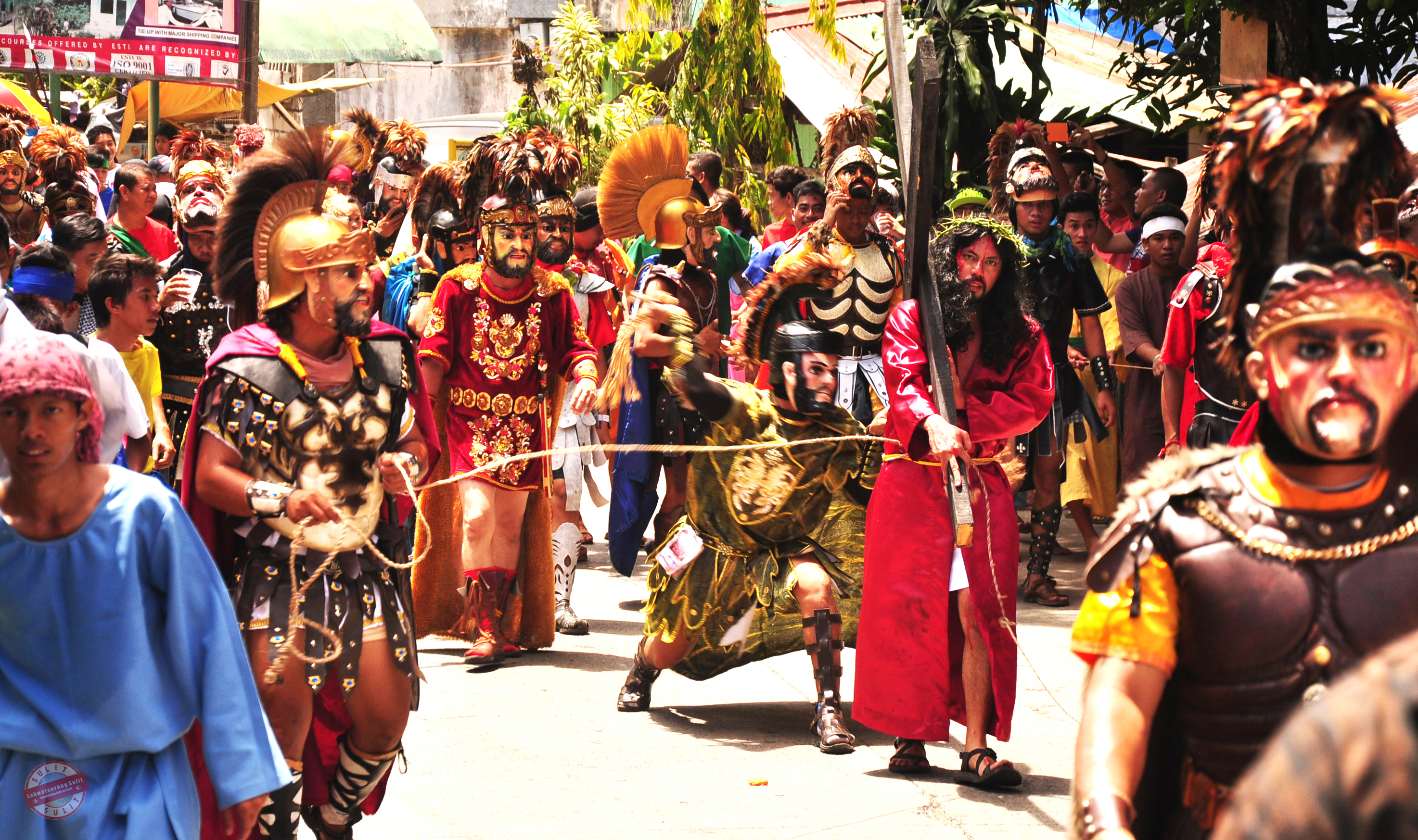 Marinduque Series: Day 2 Moriones Festival  Lakwatserong Sulit